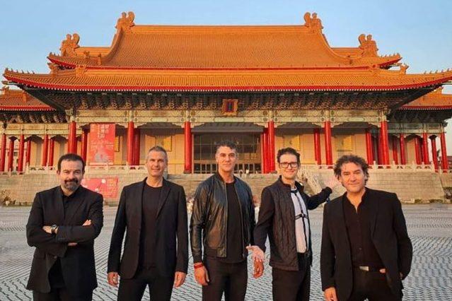 El grupo B Vocal lanza un videoclip en chino con un mensaje de optimismo y confianza contra el coronavirus