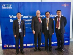 Chinese Friendly en Conferencia de la WTCF en Sevilla