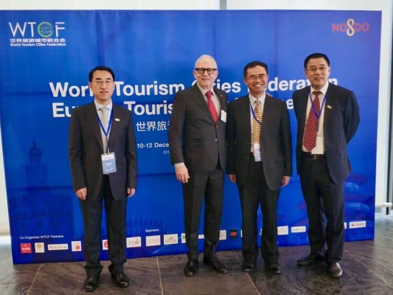 Lee más sobre el artículo Chinese Friendly en Conferencia de la WTCF en Sevilla