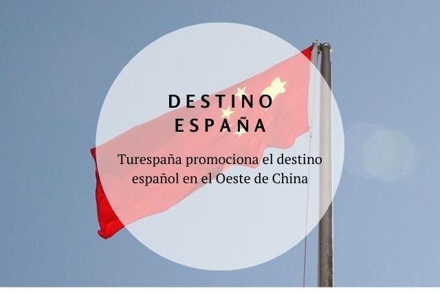 Turespaña promociona el destino español